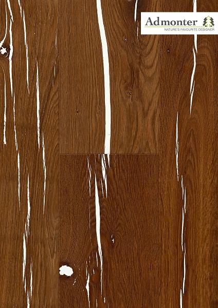 Oak Chameleon white rustic